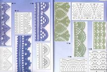 crochet edges pattern