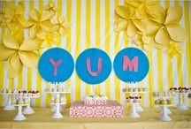 Table decor for parties