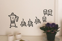Cafe Wall & Window Design