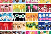 Cake Pops / mmmmm Cake on a stick