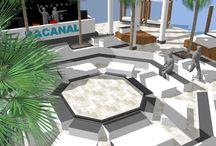 La Plage by Bacanal a Rebel Design