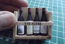 Dollshouse miniatures