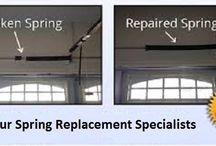 Summit Garage Door Repair your Master Spring Replacement Specialists