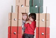 Cloisons carton