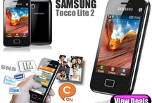 Samsung Tocco Lite 2 Deals / Free Samsung Tocco Lite 2 contract deals at the cheapest pay monthly prices, best pay as you go deals and SIM free prices.