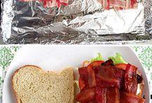 Sandwiches / by ROBIN DYE