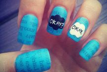 Nails / Awesome talented nail art that you can even try yourself