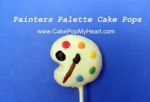 Art Theme / by Cake Pop My Heart