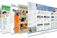 Website Designing / We deal in website designing and development