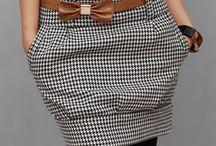 ubrania w stylu Coco Channel