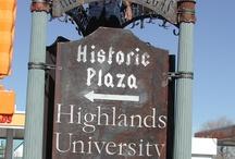 Legacy sign / Las Vegas, New Mexico