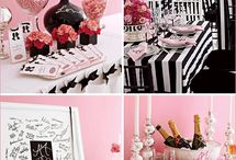 Party Ideas / by Merli Desrosier