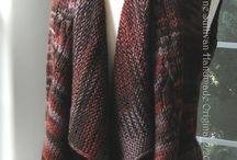 Pletení- vesty