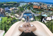 Canary Islands - Theme Parks