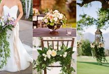 Wedding Floral Trends of 2014 / Wonderful imagery depiction the #wedding #floral trends of 2014. Trends insights are perfect for anyone looking to stay current with the ever-changing demographic of #brides and couples-to-be.