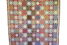 Quilts early 1900s
