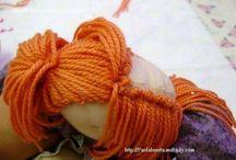 Detalhes na criação de bonecas