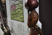 Bali style relax salon