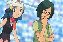 Pokemon Diamond And Pearl Episode 521 Smells Like