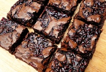 Brownies & Bars / by Valerie Limbert