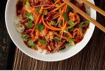 cocina asiatica,cenas