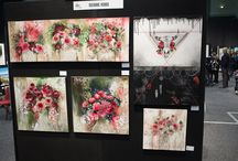 Solo Panel Artists 2015 / 53 artists had a Solo Panel where they could exhibit up to 10 artworks. Here are some of them