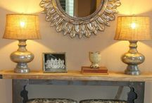 Home decor ( staged ) / by Nicole Feagins