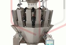 Multihead Weigher / Multihead Weigher are used in connection with Vertical Form Fill & Seal, Vertical pouch and horizontal flow packaging and similar applications.  Multihead Weighers have in common that they can position a certain number, weight and configuration and then placed in the package and is shaped into a finished product. Balancing can be done with linear weighers or a combination weighers and dropping the product down in a vertical bag machine or a tray before packaging.