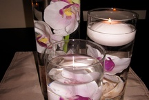 Centerpieces / by For the Love of Glam