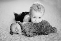 Photography - Newborn with Sibling(s) Inspiration / by Jackie Petersen