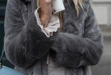 //Fake Fur / Kuschelig weich und super trendig: mit Fake Fur-Styles kommen wir stylish durch den Winter!