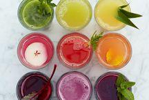 Drink & Smoothies / Üdítők, frissítők, kávék, teák, házi gyümölcslevek