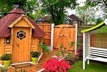 Speakman Wooden Gates / Made to measure wooden gates and garage doors.