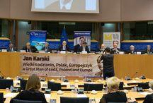 Inauguracja Roku Jana Karskiego w Parlamencie Europejskim / Fot. Martin Lahousse, EPP Group