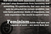 Strong Women and Feminism / by Brandee Jenks
