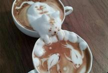 coffe art et pancake