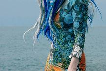 Undina, mermaid