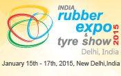 FIERE / INDIA RUBBER EXPO & TYRE SHOW  RUBBER EXPO INDIA 15.01.2015 - 18.01.2015 INDIA RUBBER  EXPO & TYRE SHOW PRAGATI MAIDAN / NEW DELHI- INDIA HALL 11 - NOSTRO STAND NR. 10.1  Il nostro team commerciale e tecnico è a vostra disposizione e siete i benvenuti!