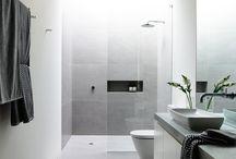 Bower Master Bath Tile