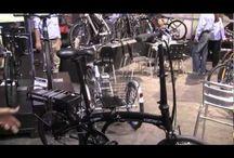 IZIP E3 Compact Folding Electric Bike / by Electric Bike Report