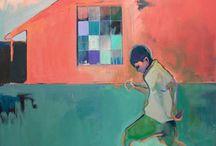 Artist - Charlotte Evans / by Jeanne Medina