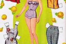 Tuesday Weld paper doll