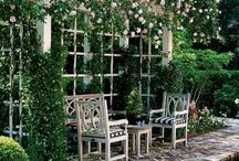 Creating Outdoor Rooms