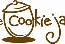 ~COOKIE ✤ JAR~ / Homemade Cookies with a cold glass of Milk,  Hot Coffee or Hot Cocoa  . Num ! Num ! / by Sheila Anne