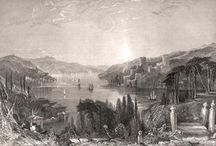 Old Istanbul-gravure