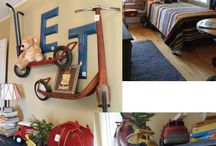 DECOR:  Grant's Room / by Angela Brown