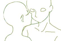 menselijke lijnen