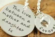 Mums and daughters / It's about the special bond between mums and their daughters...