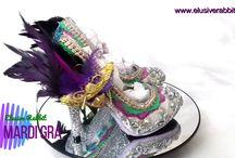 Mardi Gras Heels