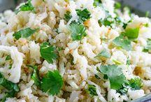 Recipes: Healthy Rice